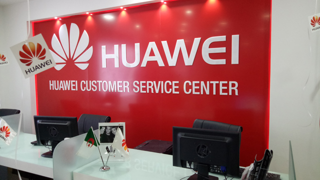 huawei inaugure son premier centre de service apr s vente. Black Bedroom Furniture Sets. Home Design Ideas