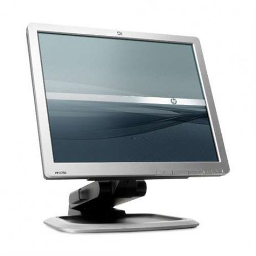 fiche technique moniteur hp lcd l1750 17 inch webstar electro. Black Bedroom Furniture Sets. Home Design Ideas