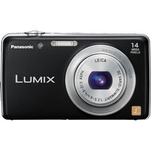 Appareils Photo Panasonic LUMIX DMC-FH4GF-K