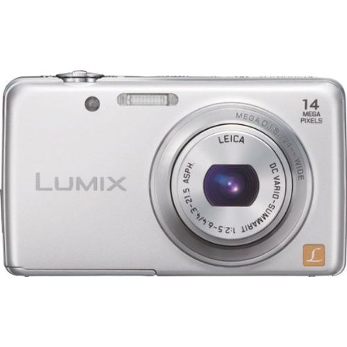 Appareils Photo Panasonic DMC-FH6GF-S