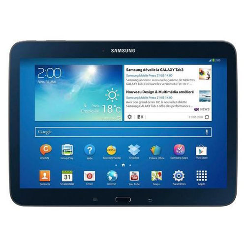 Tablette Tactille Samsung Galaxy Tab 3