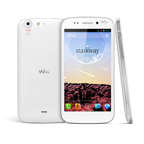 t�l�phone Wiko Stairway