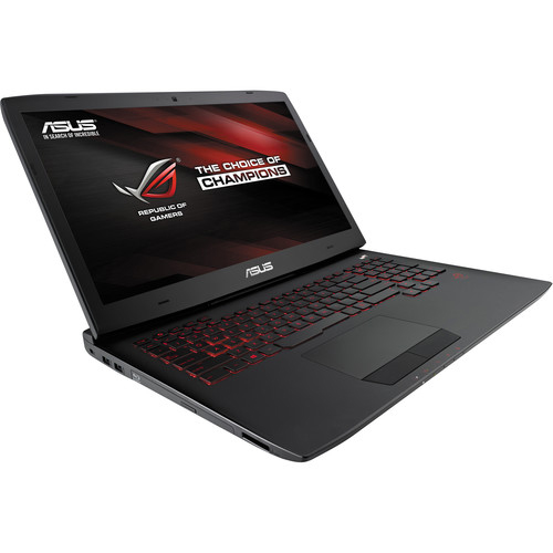 Ordinateur Portable ASUS G751JY