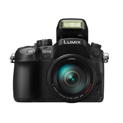 Appareils Photo Panasonic DMC-GH4GC-K
