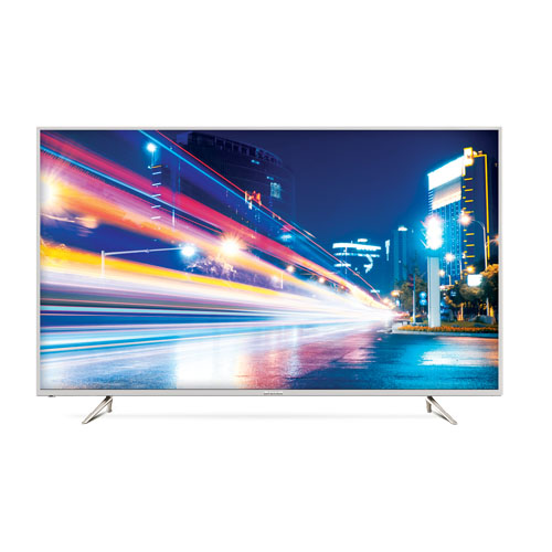 Téléviseur LED Brandt Ultra Slim TV 55 UHD Smart