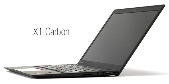 Lenovo ThinkPad X1: Un laptop encore plus mince
