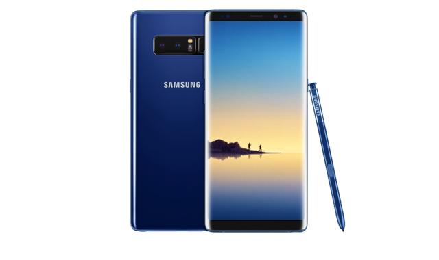 Lancement officiel du Galaxy Note 8