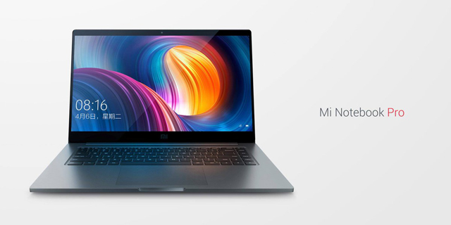 Xiaomi veut concurrencer Apple avec son Mi Notebook Pro