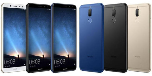 Huawei officialise le Maimang 6 en Chine