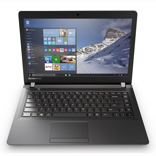 Ordinateurs Portables Lenovo IDEAPAD 110 CELERON N3060  RAM 4GB