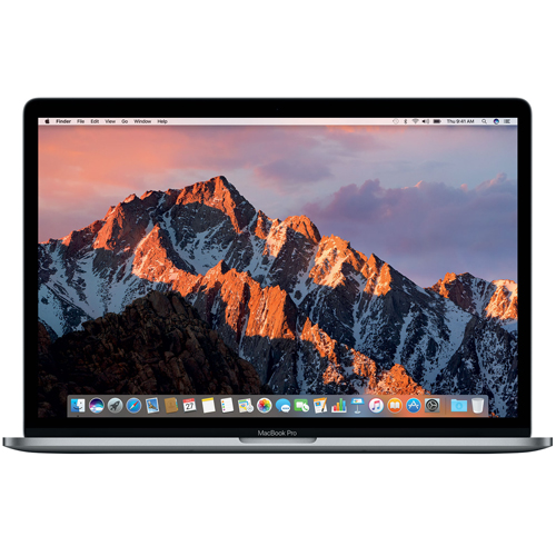 Ordinateurs Portables Apple MacBook Pro 15 pouces Gris sidéral (MPTR2FN/A)