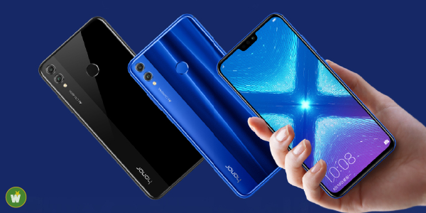 Test complet du Honor 8X