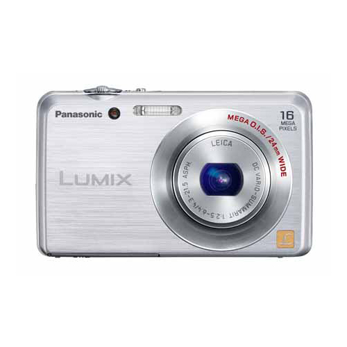 Appareils Photo Panasonic LUMIX DMC-FH8GC-K