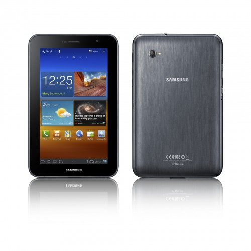 Tablette Tactille Samsung Galaxy Tab 7