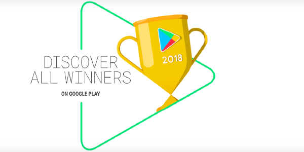 Google Play Awards 2018 : Les meilleurs applications mobiles
