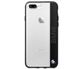 Coques BMW ENGRAVED ALUMI HARD CASE FOR IPHONE 7 PLUS
