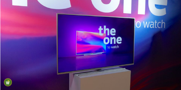 Philips The One : Le téléviseur 4K concentré en technologie accessible à tous